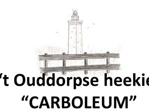 Carboleum voor hekken en schutting